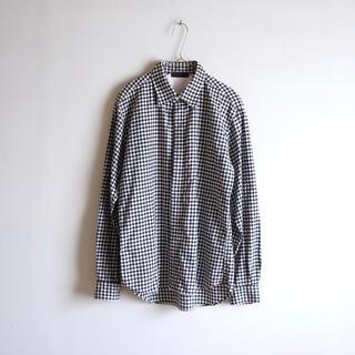 アンユーズド(UNUSED)のギンガムチェックシャツ(シャツ)
