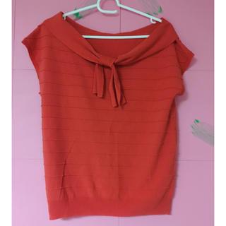 クチュールブローチ(Couture Brooch)のサマーニット(カットソー(半袖/袖なし))