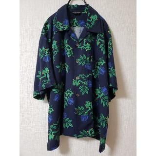 アンユーズド(UNUSED)のUNUSED 18SS rose pattern shirt 2 アンユーズド(シャツ)