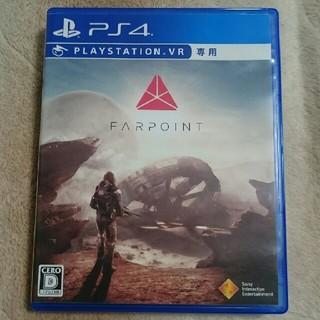 プレイステーションヴィーアール(PlayStation VR)のファーポイント(家庭用ゲームソフト)