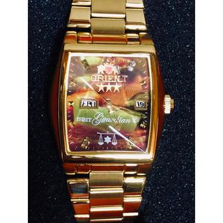 オリエント(ORIENT)のISBIT×ORIENTコラボ☆Tristar dolceウォッチ*新品箱付き(腕時計)