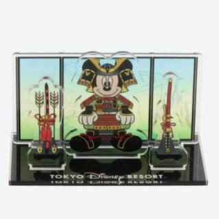 ディズニー(Disney)のディズニー五月人形 五月人形 節句 ディズニーアクリル(置物)