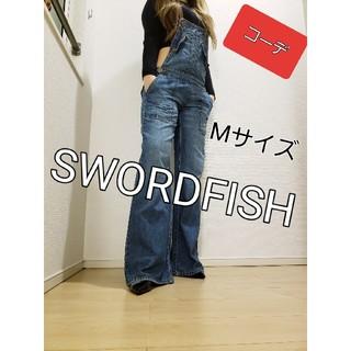 ソードフィッシュ(SWORD FISH)のソードフィッシュ サロペット M レディース コーデ フォーエバー21 S 春(セット/コーデ)