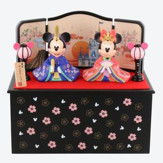 ディズニー(Disney)のディズニーお雛様 ディズニー雛人形 雛人形 お雛様(置物)