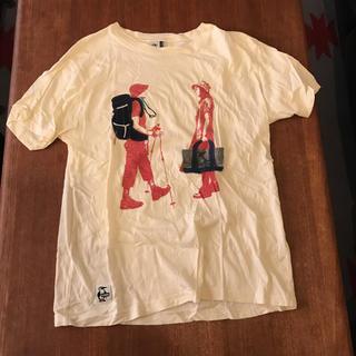 チャムス(CHUMS)のchums Tシャツ boymeetsgirl size:s(Tシャツ/カットソー(半袖/袖なし))
