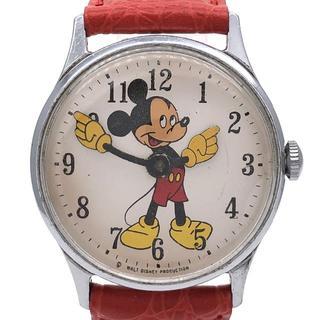 ディズニー(Disney)のインガソール USタイム ヴィンテージ ディズニー ウォッチ(腕時計(アナログ))