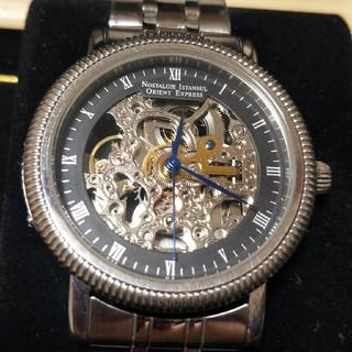オリエント(ORIENT)の腕時計 orient express 自動巻(腕時計(アナログ))