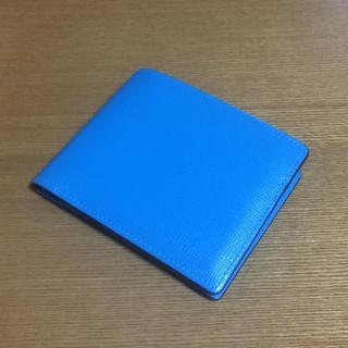 ガンゾ(GANZO)の【Fico】 フィーコ ORLO オルロ メンズ 2つ折り財布(折り財布)