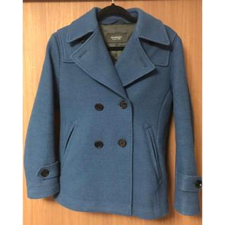 8fa3e76b3b9f7a BURBERRY BLACK LABEL - BURBERRY BLACK LABELのPコートの通販 by GATU406's shop| バーバリーブラックレーベルならラクマ
