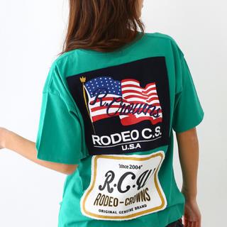 ロデオクラウンズワイドボウル(RODEO CROWNS WIDE BOWL)の専用(Tシャツ(半袖/袖なし))