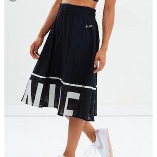 ナイキ(NIKE)の【専用】Nike メッシュスカート 新品未使用(ひざ丈スカート)
