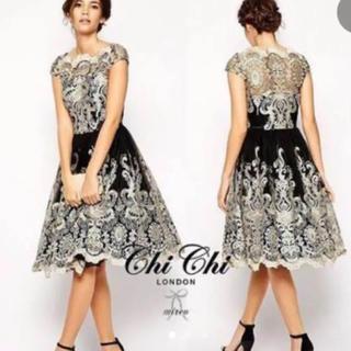 チチロンドン(Chi Chi London)のChiChiLondon チチロンドン ワンピースドレス(ひざ丈ワンピース)