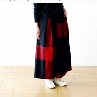 エンジニアードガーメンツ(Engineered Garments)のfwkスカート(ロングスカート)