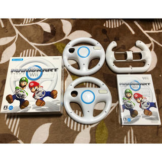 ウィー(Wii)のマリオカート Wii (家庭用ゲームソフト)