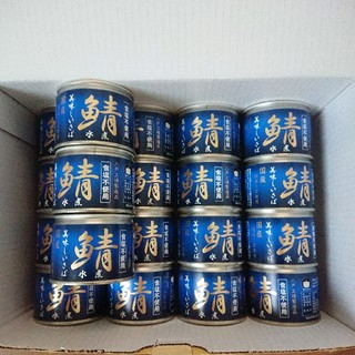 伊藤食品 美味しい鯖水煮 食塩不使用 (缶詰/瓶詰)