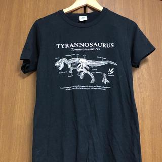 Tシャツ ティラノサウルス 東京博物館(Tシャツ(半袖/袖なし))