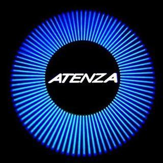 MAZDA   ATENZA 型式 GJ プロジェクター ウエルカムライト 2個(その他)