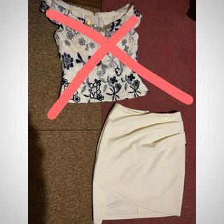 アン(an)のスカートとトップスs(ナイトドレス)
