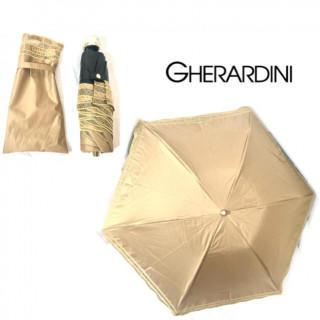 ゲラルディーニ(GHERARDINI)の新品 一級遮光 晴雨兼用 折りたたみ傘(傘)