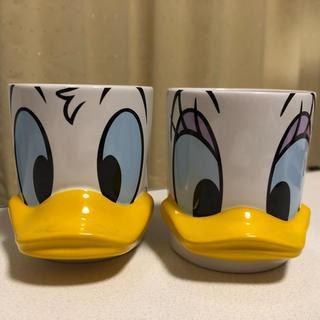 Disney - ドナルド デイジー マグカップ