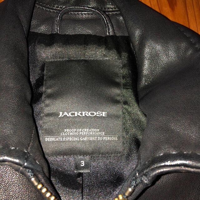 JACKROSE(ジャックローズ)のJACKROSE(ジャックローズ) メンズのジャケット/アウター(ライダースジャケット)の商品写真