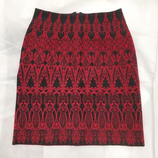 ギンザマギー(銀座マギー)のプレガ タイトスカート(ひざ丈スカート)