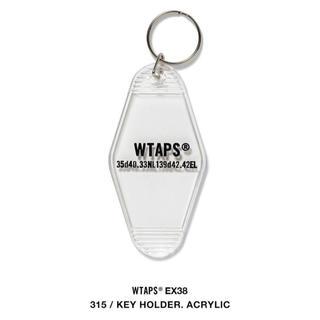 ダブルタップス(W)taps)のWTAPS KEYHOLDER(キーホルダー)