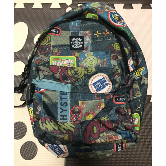 HYSTERIC MINI(ヒステリックミニ)のヒスミニ  リュック レディースのバッグ(リュック/バックパック)の商品写真