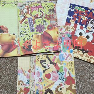 ディズニー(Disney)のレターセット(カード/レター/ラッピング)