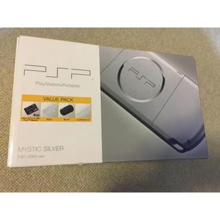 ソニー(SONY)のSONY PSP 3000 新品未使用(携帯用ゲーム本体)