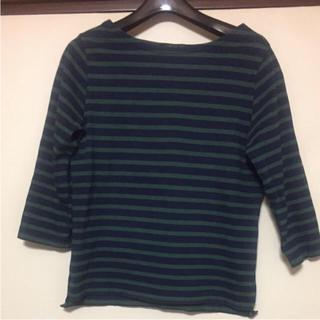 バナーバレット(Banner Barrett)のバーナーバレット  カットソー ボーダー(Tシャツ(長袖/七分))