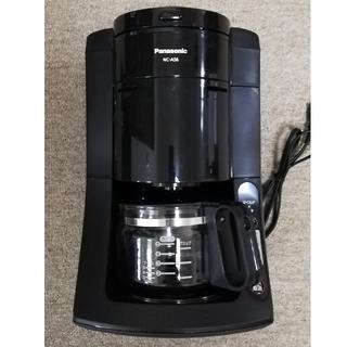 パナソニック(Panasonic)のPanasonic 沸騰浄水コーヒーメーカー NC-A56-K(コーヒーメーカー)