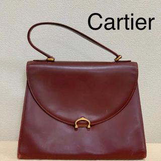 596d7af00561 Cartier - しぃパンダ様専用♡カルティエ マストライン ハンドバッグ ...