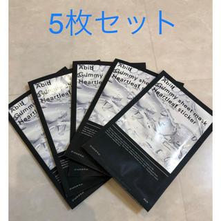 チャアンドパク(CNP)の【アビブ】グミシートマスク 5枚セット(パック / フェイスマスク)