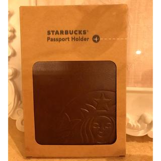 スターバックスコーヒー(Starbucks Coffee)の香港スタバ♡パスポートケース(パスケース/IDカードホルダー)