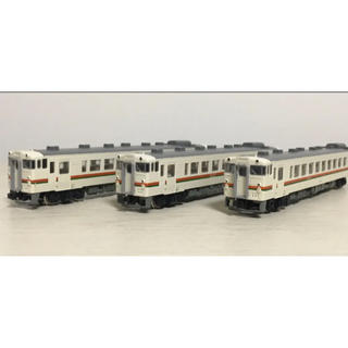 カトー(KATO`)のJR東海 キハ40・48 3両セット 動力付 高山線(鉄道模型)