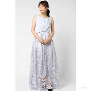 ジルバイジルスチュアート(JILL by JILLSTUART)の結婚式  ドレス  二次会  パーティ(ロングドレス)