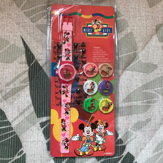 ディズニー(Disney)のミニーちゃん 時計(腕時計)