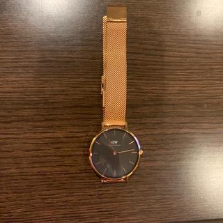 ダニエルウェリントン(Daniel Wellington)のDW 腕時計(腕時計)