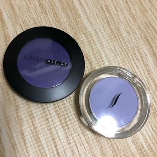 セフォラ(Sephora)のセフォラ アイシャドウ パープル 2セット(アイシャドウ)