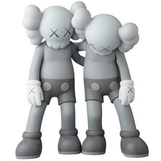 MEDICOM TOY - KAWS ALONG THE WAY GREY