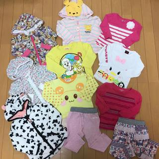 ディズニー(Disney)の女の子洋服 11着まとめ売り♡80cm♡(Tシャツ)