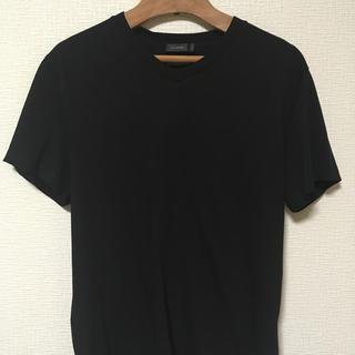 ジルサンダー(Jil Sander)のJILSANDER V字カットソー(Tシャツ/カットソー(半袖/袖なし))