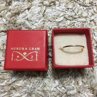 オーロラグラン(AURORA GRAN)のAURORA GRAN プレーンリングM(リング(指輪))