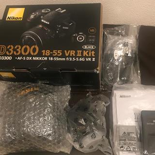 ニコン(Nikon)のNIKON D3300(デジタル一眼)