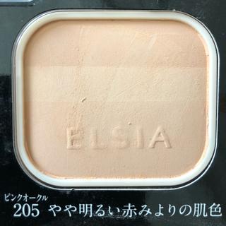 エルシア(ELSIA)のKOSE ELSIA 明るさアップファンデーション(ファンデーション)