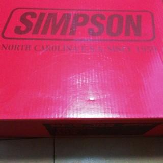 シンプソン(SIMPSON)のSIMPSON  SPS-103 ショートシューズ 27.0(装備/装具)