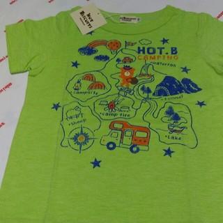 HOT BISCUITS - ミキハウス 110㎝新品Tシャツ