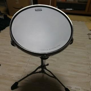 ヤマハ(ヤマハ)のYAMAHA ドラムトレーニングパッドTS-12S(その他)