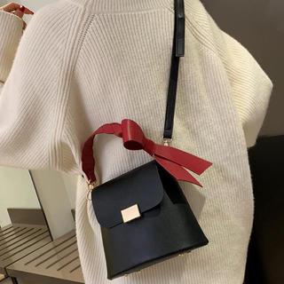 ディーホリック(dholic)のRibbon strap mini bag(トートバッグ)